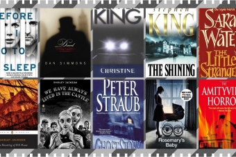 Top Ten Tuesdays: Ten Halloween Books I Want to Read