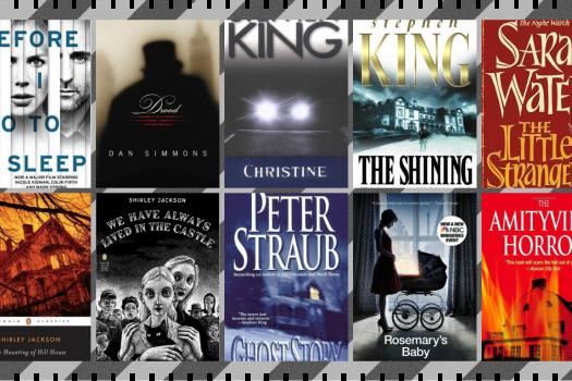 Top Ten Tuesdays: Ten Halloween Books I Want to Read