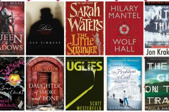 Top Ten Tuesday: New-to-me Authors of 2015 #TTT