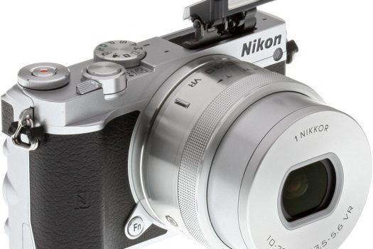 New Camera – The Nikon J5