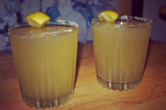 Weekend Mixing: At Home Margaritas