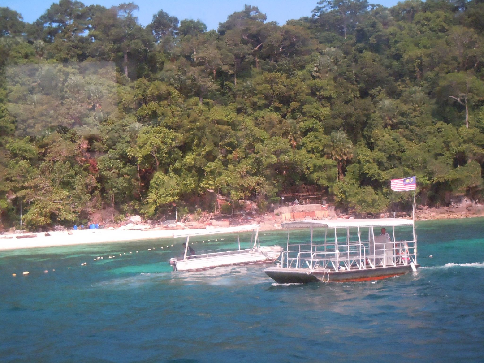 The wonderful island of Pulau Payar
