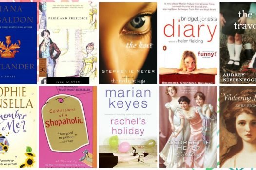 Top Ten Tuesday: Favorite Romances