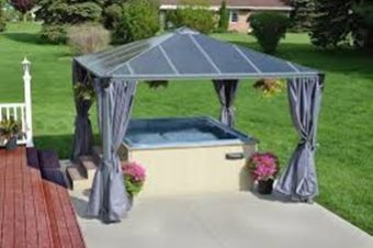 Advantages of using hardtop gazebos instead of soft ones