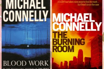Binge-reading Michael Connelly
