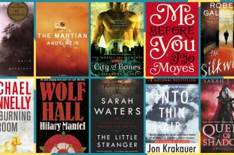 Top Ten Tuesdays: Top Recent Reads