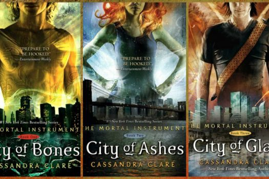 The Mortal Instruments – Books 1 to 3