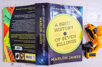Teaser Tuesdays: A Brief History of Seven Killings