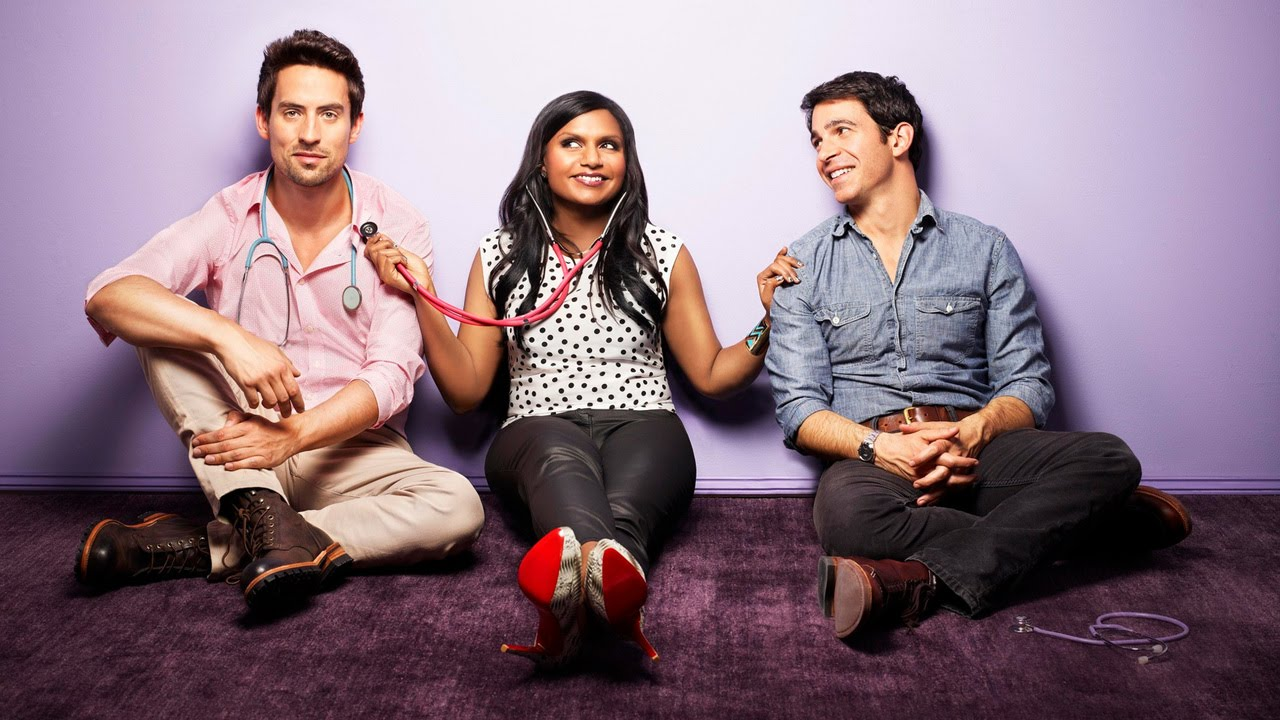 The Mindy Project on Comedy Central