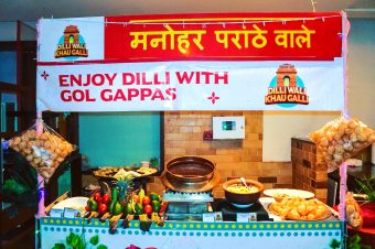 Dilli Walli Khao Galli @BarbequeNation