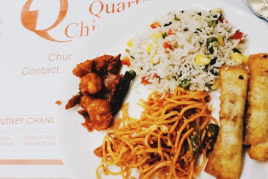 Three Quarter Chinese