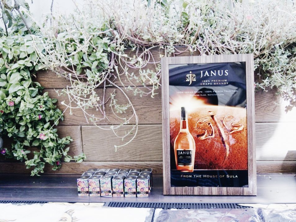 The Janus Brandy event