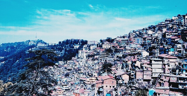 Beautiful Simla