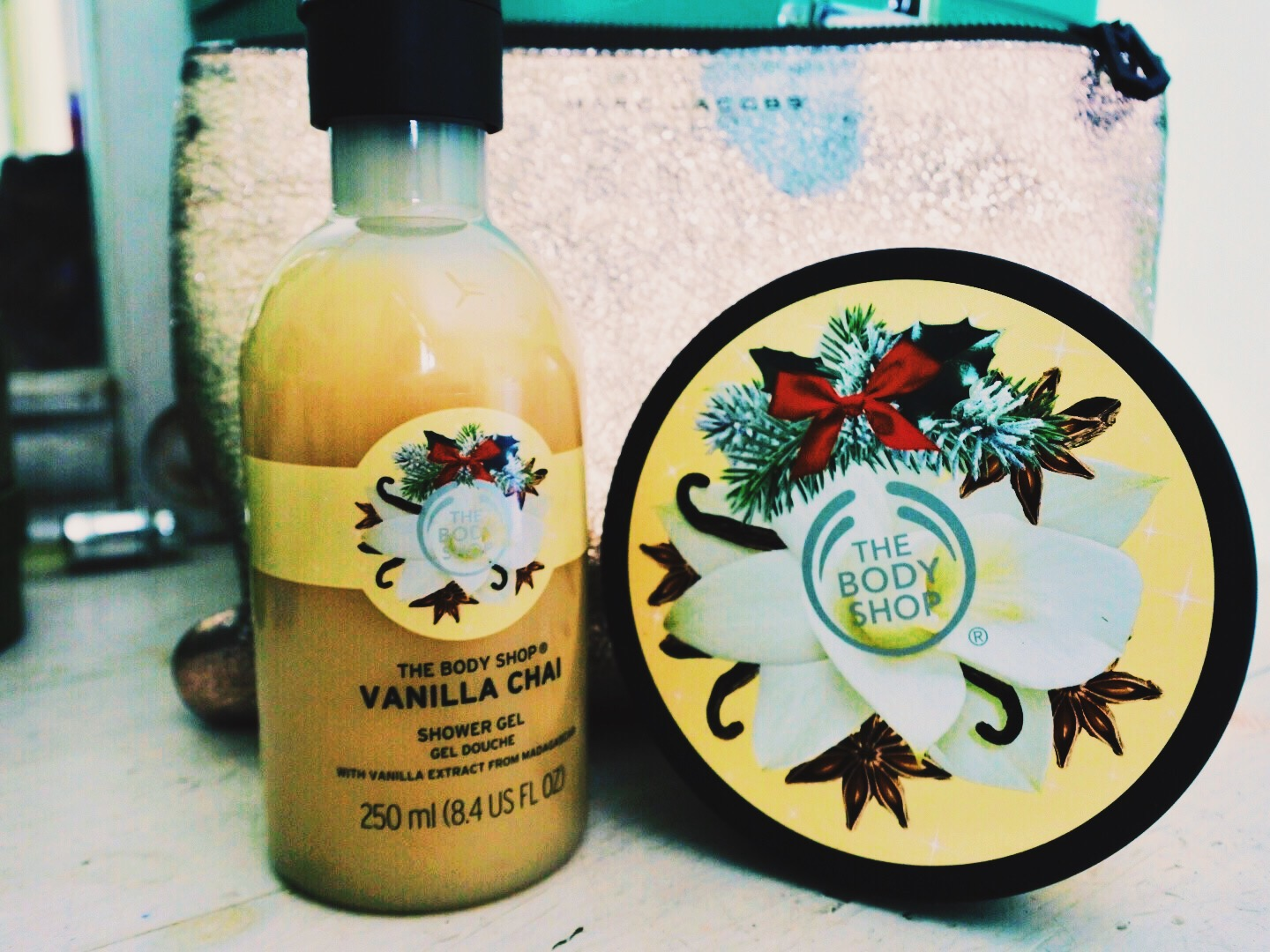 The Body Shop Vanilla Chai range