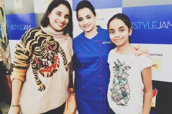 Workshop with Celebrity Chef Shazia Khan @PMCBangalore