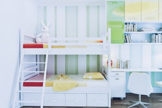 Things To Buy Your Kids For Their Shared Bedroom