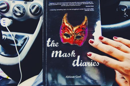 Teaser Tuesdays: The Mask Diaries