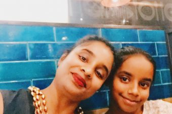 Mother's Day at Barbeque Nation