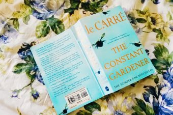 Teaser Tuesdays: The Constant Gardener