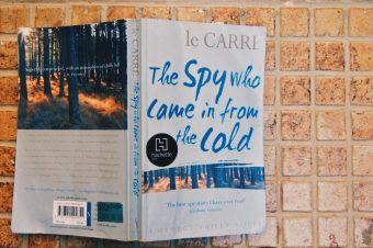 Teaser Tuesdays: The Spy who came in from the cold