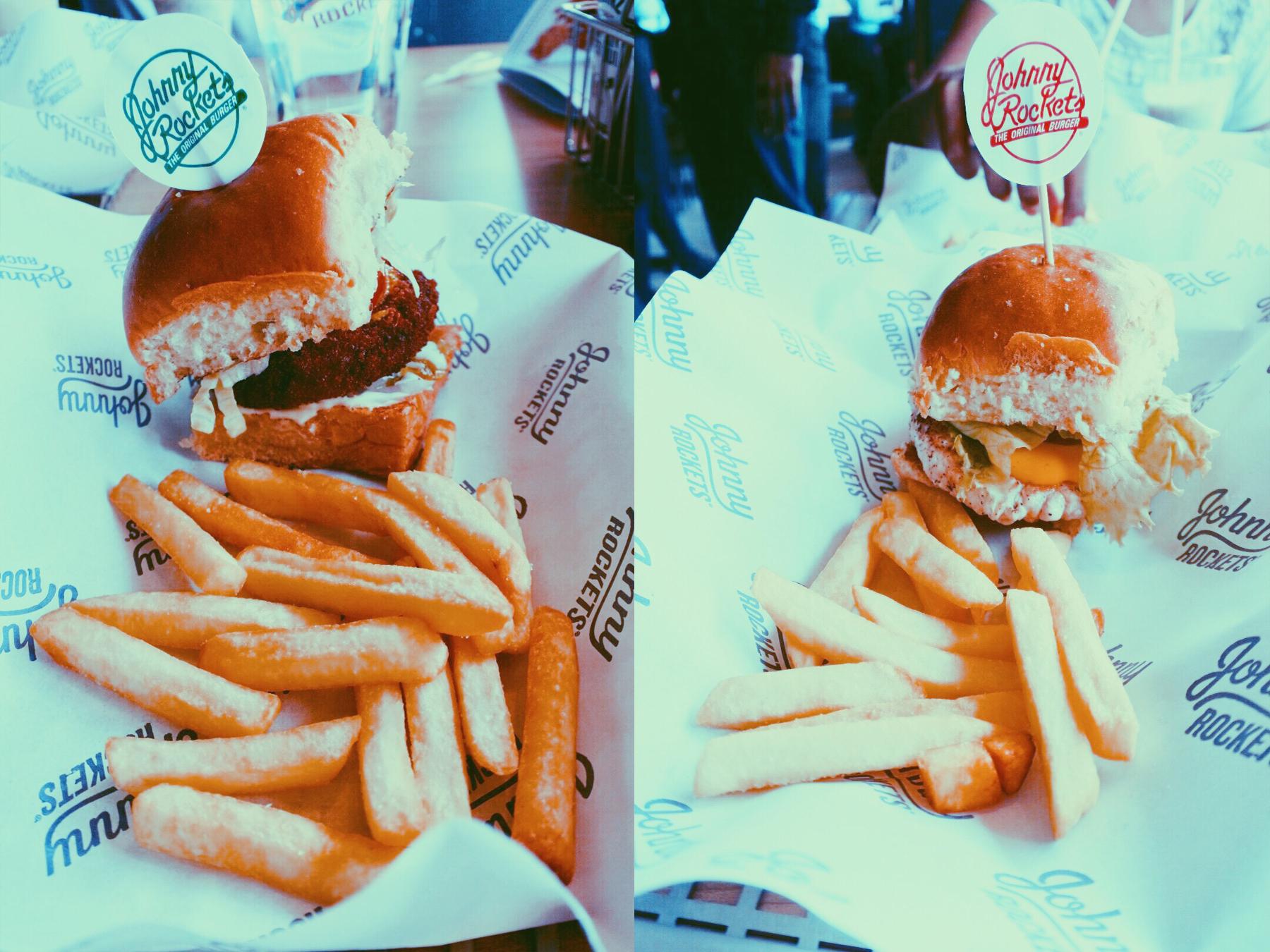 Yummielicious burgers