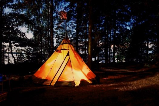 Top Tips For Packing For A Camping Trip