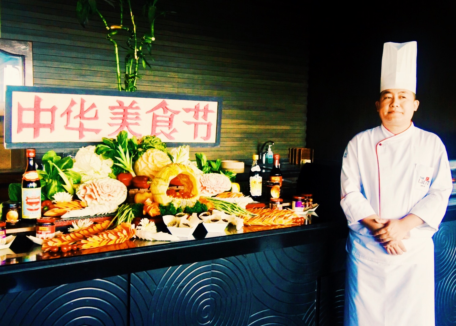 Chef Luo Jinhong from China