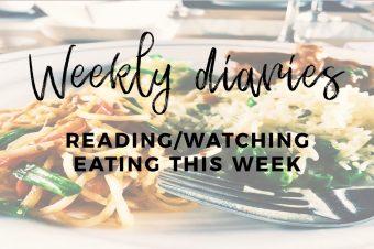 Weekly diaries