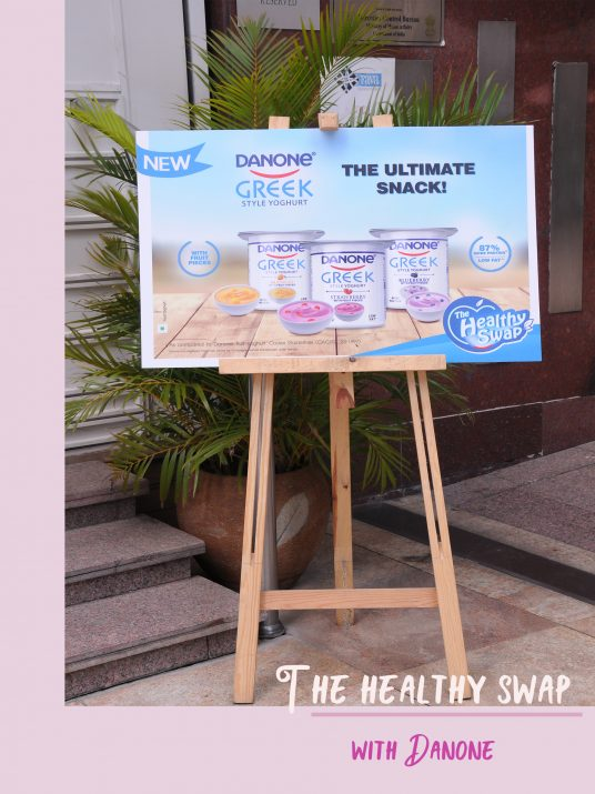 Danone - the healthy swap