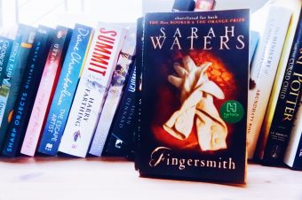 Teaser Tuesdays: Fingersmith