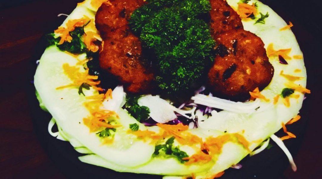 The hara bara kabab
