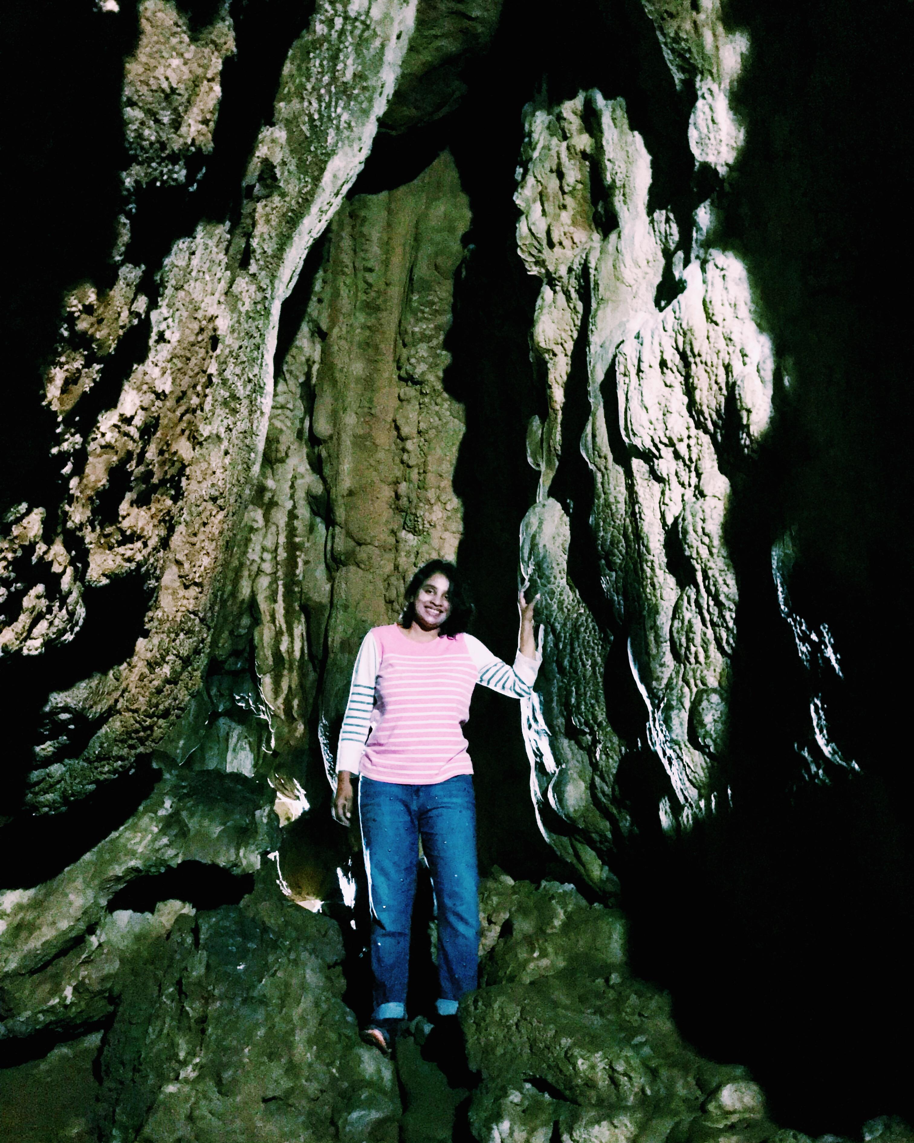 Exploring Mawsmai cave