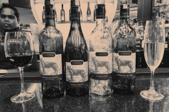 An Evening With Kadu Wines